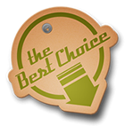 Best Choice Badge