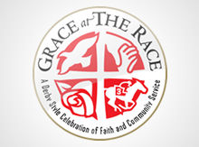 Grace at The Race Logo