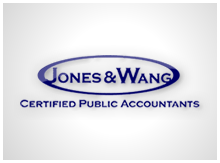 Jones & Wang Logo