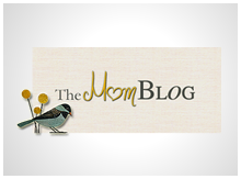 The Mom Blog Logo