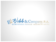 Webb & Co., P.A. Logo