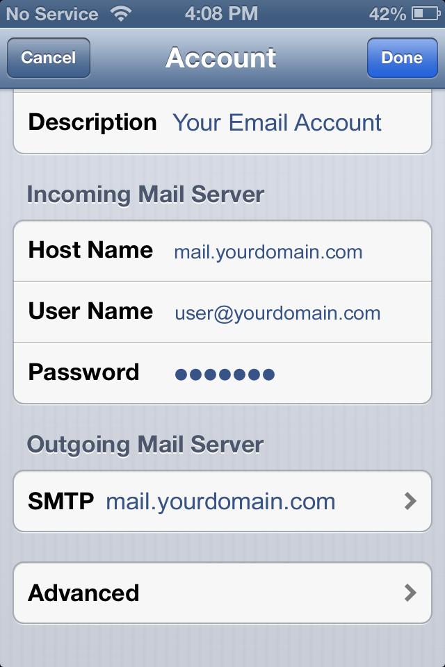 how to set up hotmail on iphone hotmail imap einstellungen iphone 4 wroc awski 20316